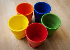 Got Felt? (haslo) Tags: dice colors board flash games olympus felt plastic cups galaxy roll boardgames omd em1 rftg