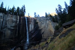 Vernal Fall, Yosemite NP (amsi_) Tags: california ca travel mountains waterfall nationalpark reisen fotografie wasserfall berge yosemite np kalifornien