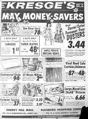 Kresge Ad May 1967 (JSF0864) Tags: retail vintage print store ad advertisement variety kresge