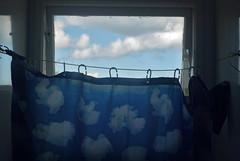 (joeturn) Tags: sky clouds contrast bathroom