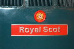 Class 87 87001 Stephenson (Royal Scot) 17-06-2016 NRM.8 (routemaster2217) Tags: york train br bobo railway nrm nationalrailwaymuseum stephenson britishrailways royalscot brel class87 87001 britishrailengineeringlimited acelectriclocomotive nrmobjectnumber{20057698} {20057698}