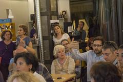 _JRO9293retocada color (Podemos Madrid) Tags: de la electoral elecciones morada campaa crculos podemos arganzuela