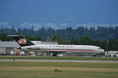 C-FCJV Cargojet B727-200F (big.vern81) Tags: vancouver boeing yvr 727 cargojet cfcjv