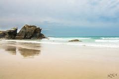 beach (.) Tags: espaa praia beach water spain nikon cathedrals galicia spanien espania galizia praiaascatedrais d7100