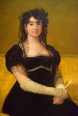 Goya's Girl (Keith Mac Uidhir  (Thanks for 3.5m views)) Tags: ireland portrait dublin irish woman black art yellow museum female painting de gold spain francisco europe artist gallery european y culture irland pedro spanish national actress antonia romantic gil antonio bernardo goya dublino irlanda irlande ierland aguado valds doa irska dubln zrate irlandia lirlanda irsko  airija irlanti  cng  iirimaa ha     rorszg         rlnd