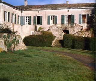 24 Château les Bouysses. Photo from Les Seigneurs du Cahors.
