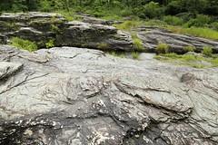 The Rock Tatami  (tsubame) Tags: japan rivers saitama arakawa nagatoro    japanesenature