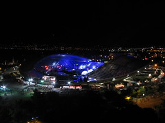 Ultra Europe 2016 (T.J. Jursky) Tags: split spinut ultraeurope adriatic croatia europe canon tonkojursky night dalmatia poljud