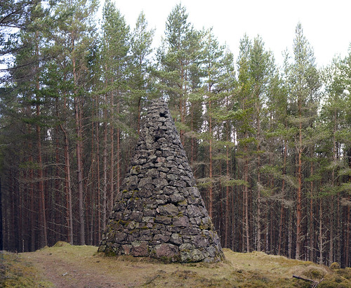 princess beatrices's cairn
