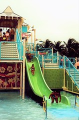 Down the green slide (Stephen Hilton) Tags: canonetgiiiql17 ektar100