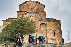 Jvari Monastery ... (Bijanfotografy) Tags: georgia sigma monastery mountainside foveon jvarimonastery easterngeorgia sigmadp2merrill sigmadp2m