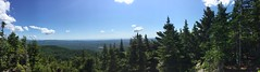 IMG_1631 (daach14@sbcglobal.net) Tags: usa vermont nature outdoor green photo trip travel sky blue woods trees forest beauty life moutain rock rocks view iphone6 panorama