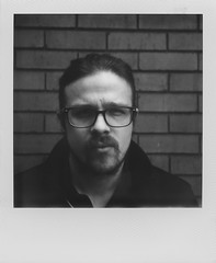 Mark (Richard James Palmer) Tags: light blackandwhite white black slr art texture love film monochrome vintage project polaroid sx70 blackwhite pom girlfriend long exposure shoot lift natural fine ishootfilm tip cameras instant forever analogue pomeranian instantcamera folding impossible ip polaroidsx70 foldingcameras ilovefilm projetct theimpossibleproject bwgen2