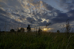 Sundown (RigieNL) Tags: sundown sunset sky nature natuur gennep netherlands landscape landschap holland maas nederland hdr ngc