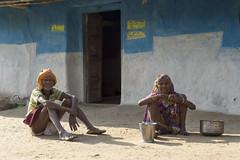 Rural village (wietsej) Tags: india rural village sony tribal 1670 gond chhattisgarh a6000 kawardha sel1670z sonycarlzeissvariotessart1670mmf4zaoss