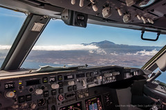 Downwind 08 into Tenerife South (gc232) Tags: from plane work canon airplane island fly flying airport view live aviation south flight jet canarias mount deck airline captain tenerife boeing approach visual instruments teide canaries pilot airliner downwind 737 b737 737800 tfs 737700 737ng 737900 b737800 avgeek b737700 g7x b737900 b737ng golfcharlie232
