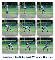 collage (Paul L Dineen) Tags: sports csl baseball 2016 windsorbeavers fortcollins colorado grantbyelich 16 wb16 2016wb16 csl2014to2016 csl2014to2016b csltodo isdone collage collagejuly2017 sorts college city