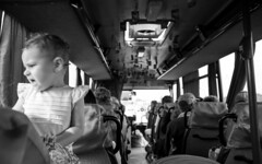 Romania (Riccardo Nobile Photos ) Tags: romania bucarest riccardo nobile bran brann brasov dracula transilvania top bus street people hot black white d600 travel trip interrail instant
