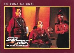 Star Trek The Next Generation Trading Card 164 Front (zigwaffle) Tags: startrekthenextgeneration startrek sciencefiction trading card 1991 impel paramount 25thanniversary