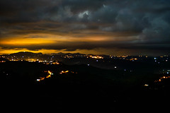 Midnight at Manizales