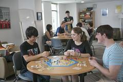 Honors Board Game Club (Rowan University Publications) Tags: rowanuniversity whitneycenter honors boardgameclub spring 2016 glassboro newjersey usa
