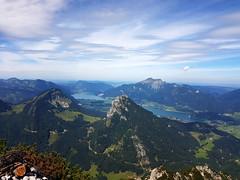 wolfgangsee (michael pollak) Tags: salzkammergut2016 salzkammergut salzburg rinnkogel berg mountain flachgau wolfgangsee