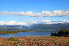 Western Brook Pond, Newfoundland (Photo Bug TA) Tags: blurred mediumquality newfoundland labrador westernbrookpond