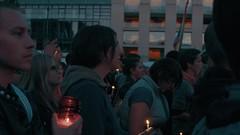 """""""Orlando"""" Demo auf dem Pariser Platz zur Ehre der ermordeten Schwulen und Lesben in Orlando. (BLN1989) Tags: movie film berlin gay pride brandenburger tor orlando"""