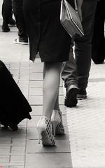 walk away calves (Mario A. Pena) Tags: calf calves highheels wife estitxu feet sexy