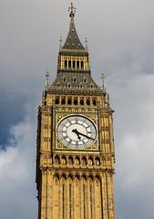Gold Ben (Lucas.Klappas) Tags: london england english uk unitedkingdom britain greatbritain bigben city cityscape skyline skyscrapers clock watch time photography canon nikon 2016 sun sunlight