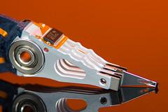 Hard Drive Actuator Arm (Wildman 60D) Tags: 12273 60d 28135f4 extensiontube yn560exii