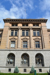 Portland, OR - Pearl District - US Custom House (jrozwado) Tags: northamerica usa oregon portland pearl district customshouse