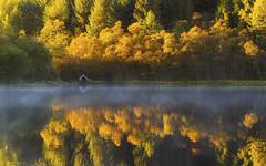 Loch Chon, Trossachs, Scotland (J McSporran) Tags: scotland trossachs lochchon autumn boathouse landscape