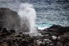 Blowhole (blackhawk32) Tags: blowhole hawaii landscape nakalelepoint westmaui beach