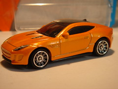 MATCHBOX 2015 JAGUAR F-TYPE COUPE NO2 1/64 (ambassador84 OVER 6 MILLION VIEWS. :-)) Tags: matchbox jaguarftypecoupe diecast