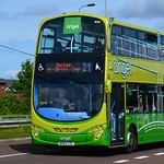 Go North East: 6070 / NK62CZL