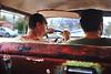 situaciones de auto (GMH) Tags: auto cuba gente volante conductor chofer asiento antiguo viaje sentado espejo mirada dos ltytr1 cotidiano life lifeshot quotidian quotidien textura pintura corroída gastada ltytr2