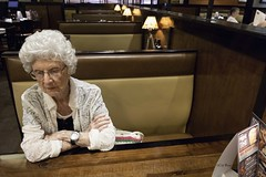 Mom at The Steakhouse - July 4th 2014 - Explore (Cliff Brane) Tags: family mom restaurant