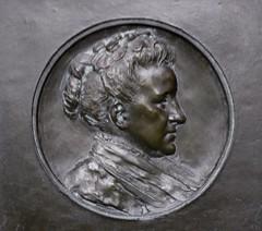 Dorothea Beale Memorial (jacquemart) Tags: bronze plaque victorian headmistress cheltenhamladiescollege dorotheabeale crucible2pangolinfoundrygloucestercathedral dorotheabealememorial