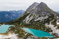 Unnamed Glacier Fed Lakes (IchiroPhotography) Tags: mountain snow canada nature outdoors britishcolumbia hike falls alpine bellacoola hagensborg snookacreek