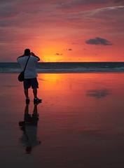 Sunset Conil 2
