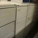 Selection used 4 drawer filing cabinets