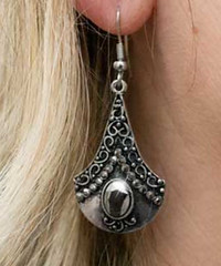 5th Avenue Silver Earrings K1 P5210A-5