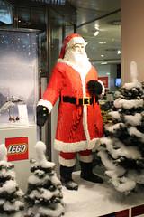 Lego Santa