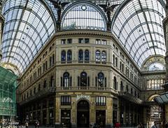 Galeria Umberto I (t.valilas) Tags: italy panorama architecture italia gallery campania napoli naples umberto galleria piazzaplebiscito galleriaumberto