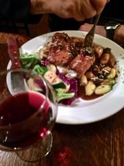 pork remoulade, Live Oak Restaurant, (David McSpadden) Tags: liveoak southport lowcountrycuisine porkremoulade