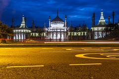 Royal Pavilion (fspugna) Tags: england night brighton royal palace pavilion