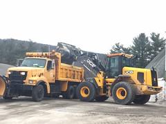 LoadingSalt (StateMaryland) Tags: winter snow storm maryland plow sha marylandstatehighwayadministration mdsha