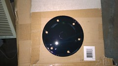 Oil Strainer Cover Plate
