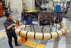 Hypersonic Inflatable Aerodynamic Decelerator (HIAD)